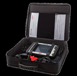 boite rangement tablette diagnostic automobile