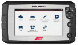 système information diagnostic automobile