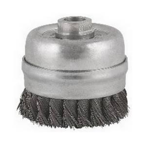 brosse boisseau meuleuse angle acier