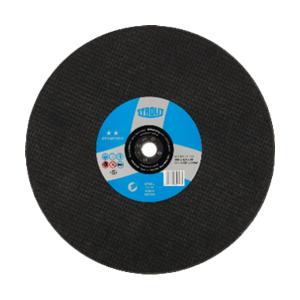 disque tronçonner machine thermique acier