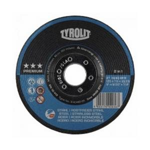 disque tronçonner meuleuse droite acier