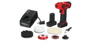 kit polisseuse microlithium sans fil Snap-on